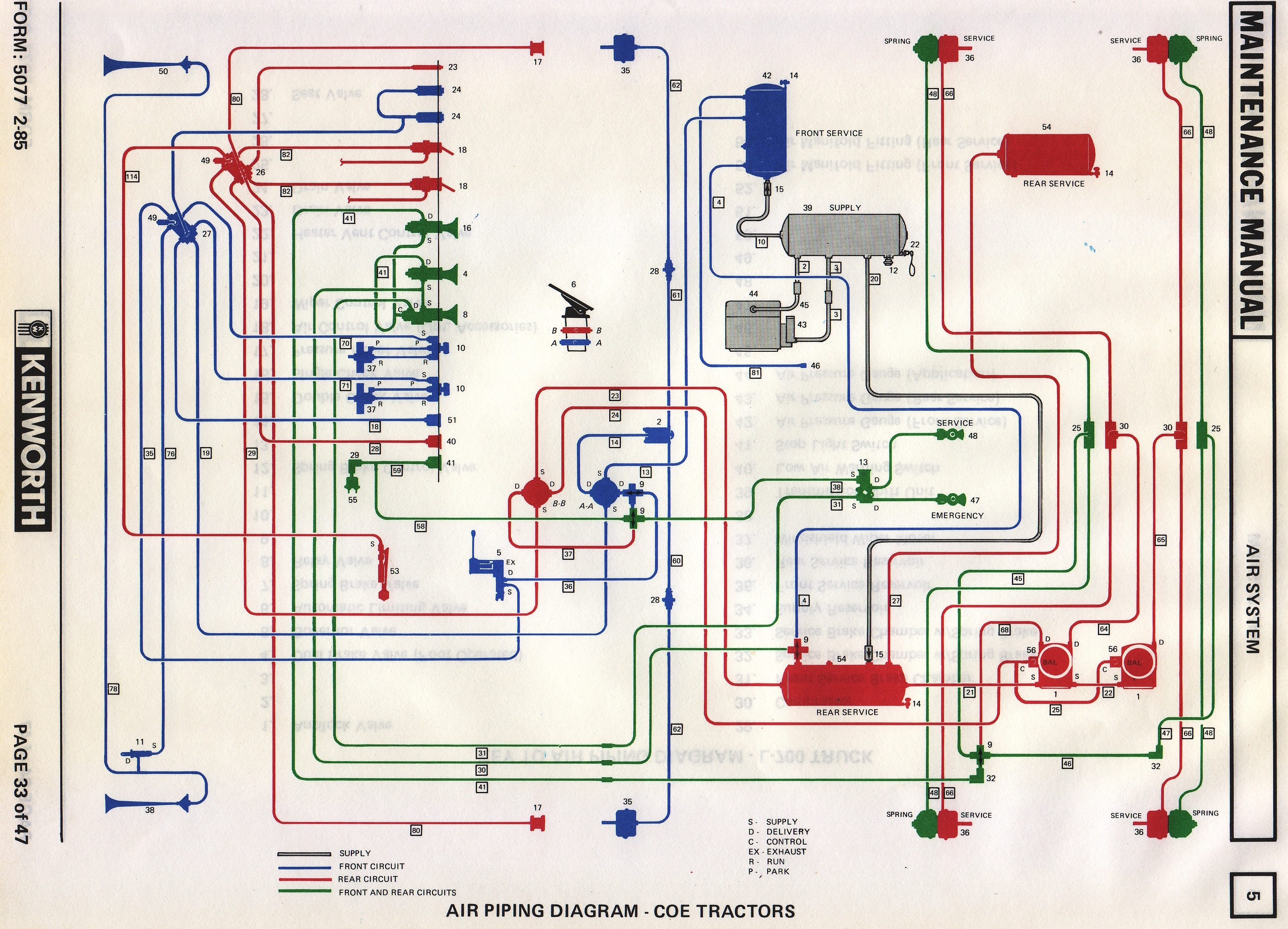 Peterbilt Turn Signal Wiring Diagram Will Be A Thing 2004 2012 Mack Relay Chevy